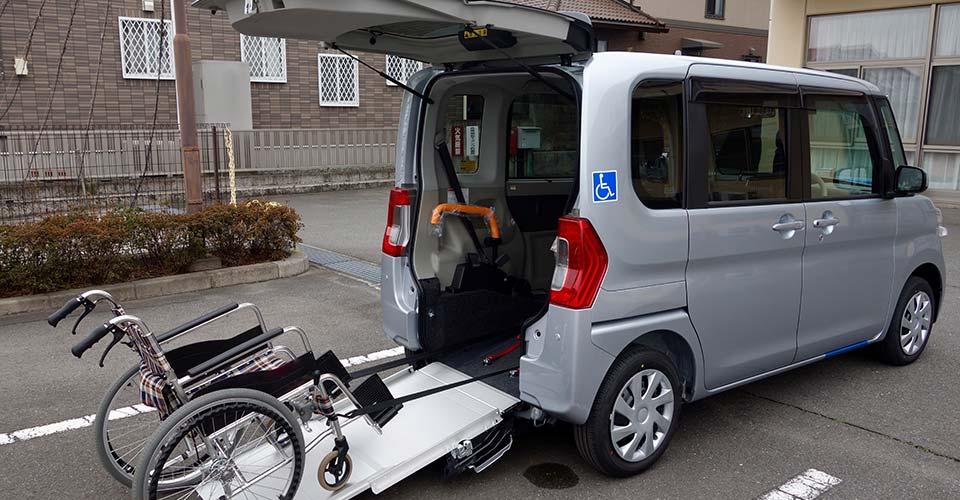 車椅子乗車